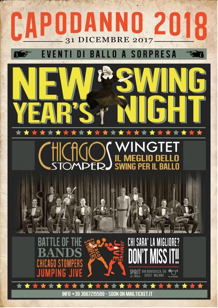 New year 39 s swing night 2018 spirit de milan for Spirit de milan aperitivo